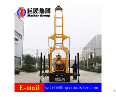 Xyd 200 Crawler Water Well Drilling Rig For Salw