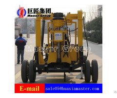 Xyx 3 Water Well Drilling Rig For Sale