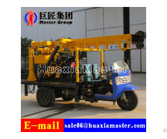 Xyc 200a Tricycle Mounted Water Well Rotary Drilling Rig
