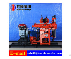 Xy 100 Portable Hydraulic Core Drilling Rig