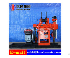 Xy 200 Hydraulic Water Well Borehole Drilling Rig