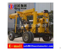Xyx 3 Wheeled Hydraulic Borehole Drilling Rig