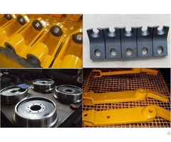 Components For Railway Maintenance Of Way Tools And Machinery