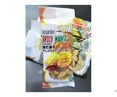 Dried Spicy Mango 50g Oem Thailand