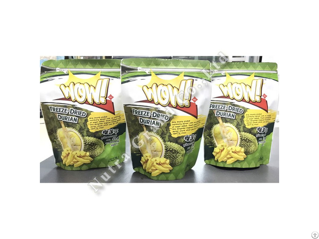 Freeze Dry Durian 30g Oem Thailand