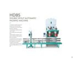 Hdbs Double Spout Automatic Packing Machine