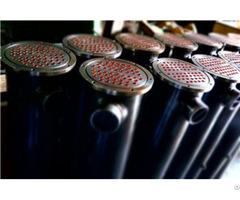 Delta High Efficiency Dt Series Oil Cooler Used In Industries
