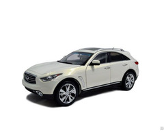 Infiniti Qx70 2014 1 18 Scale Diecast Model Car