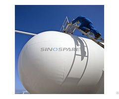Custom Pressure Vessels For Cement Plant