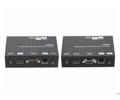 120m Hdmi Over Ip Extender With Rs232