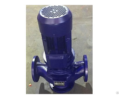 Gw Series Vertical Pipeline Sewage Pump