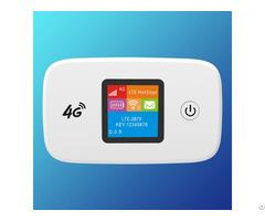 4g Lte Wireless Router