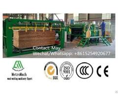 Automatic End Wood Veneer Splice Machine