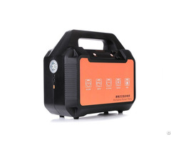 Efficiency 1500w Portable Power Generator Model Fc 1500px Built In 1296wh Li Ion Battery