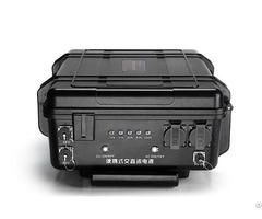 3000w Portable Power Generator Model Fc 3000px 2880wh Li Ion Battery