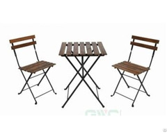 Bistro Set With Table And 2 Chairs