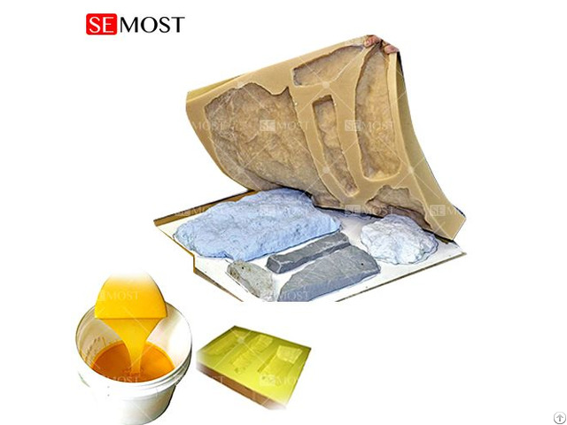 Tin Cure Silicone For Stone Mold Making