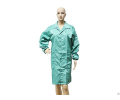 Hot Sale High Quality Soft New Design Cleanroom Clothes Esd Suit Uniform Wholesale