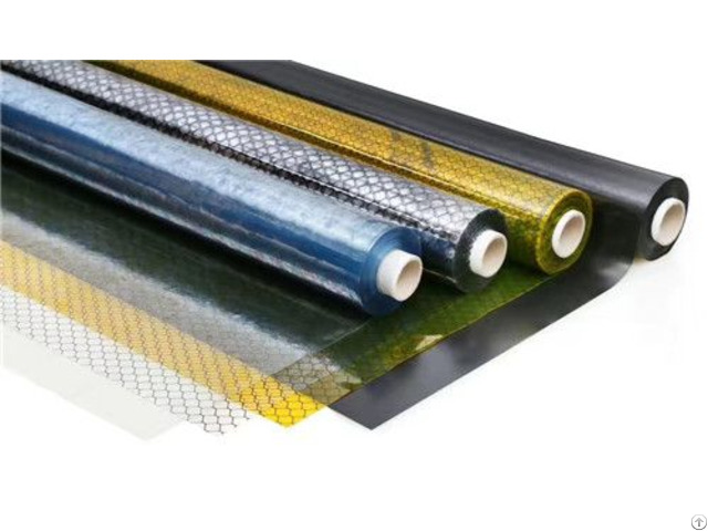 China High Quality Esd Pvc Sheet Anti Static Film Antistatic Curtain