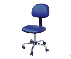 High Quality Good Looking Antistatic Adjustable Cleanroom Laboratory Esd Chair Manufacture