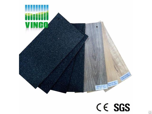 Pvc Acoustic Floor Tile Anti Impact