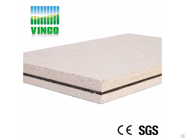 Damping Board Sound Insulation