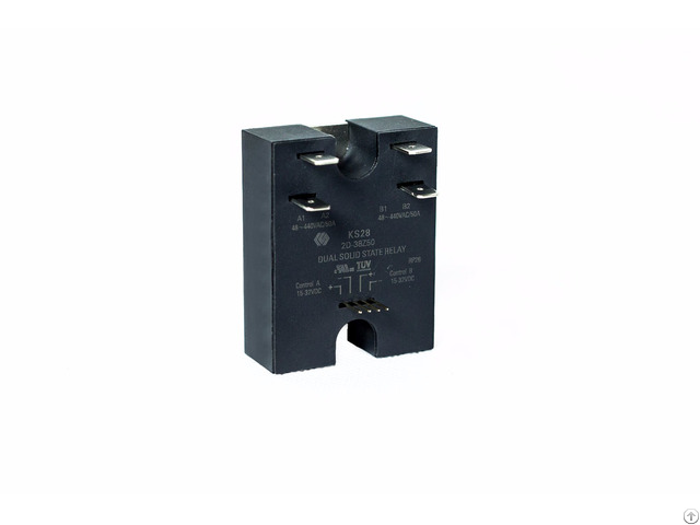 Dual Ac Output Solid State Relay