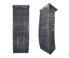 Dual 12 Inch 3 Way Line Array Speaker