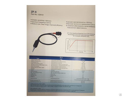 Single Geophone Serving Zf 5 Part No 1z8101