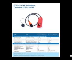 Zf 25 11a Hydrophone