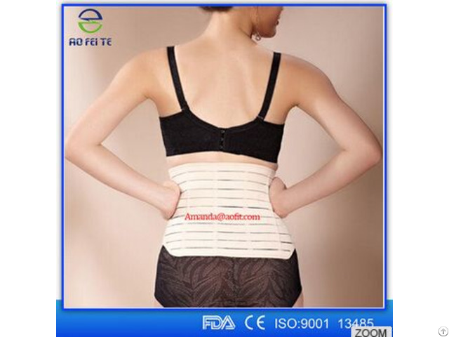 Comfortable Breathable Brace Back Support Belt