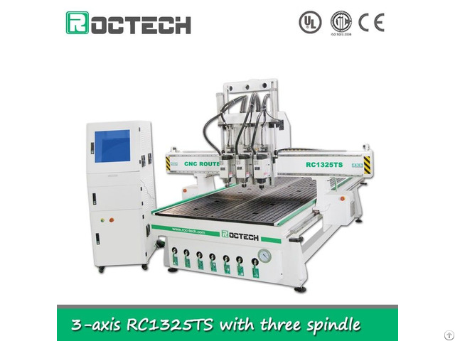 Roctech Woodworking Machine Rc1325ts
