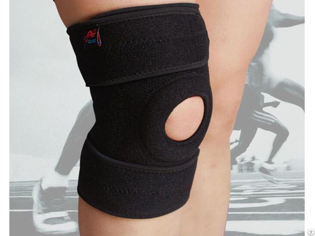 Hot Selling Sports Elastic Knee Support Neoprene From China
