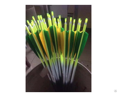 Colored Pure Carbon Arrow Shaft Direct Selling