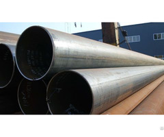 Check Methods For Lsaw Steel Pipe