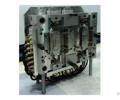 Two Shot Mold Design Double Injection Mould