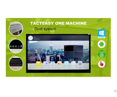 Tacteasy Touch Screen Smart Board For Education And School