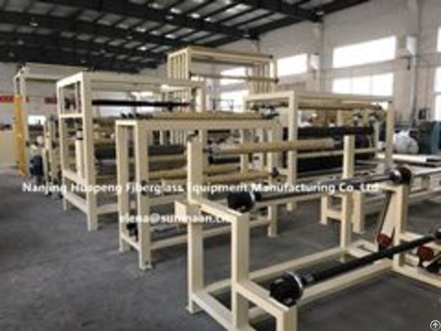 Geogrid Coating Machine