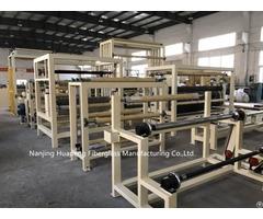Fiberglass Mesh Coating Machine