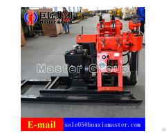 Hz 130yy Hydraulic Press Water Well Drilling Rig