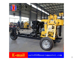 Xyx 130 Wheel Water Well Drilling Rig