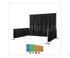 Pipe And Drape Curtain