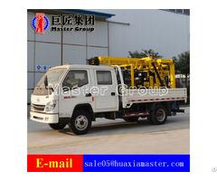 Xyc 200 Hydraulic Press Water Well Drilling Rig