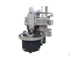 China Manual Single Column Vertical Lathe Machine Factory Manufacturer Mill Works Supplier