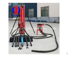 China Kqz 100 Full Pneumatic Dth Drilling Rig