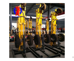 China Kqz 180d Air Pressure And Electricity Joint Action Dth Drilling Rig