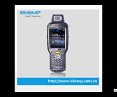 Handheld Rugged Win Ce Pda Portable Fingerprint Scan Bluetooth