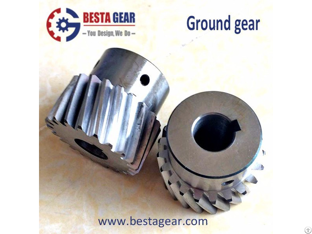 Helical Spur Gear Munufacturer Supplier