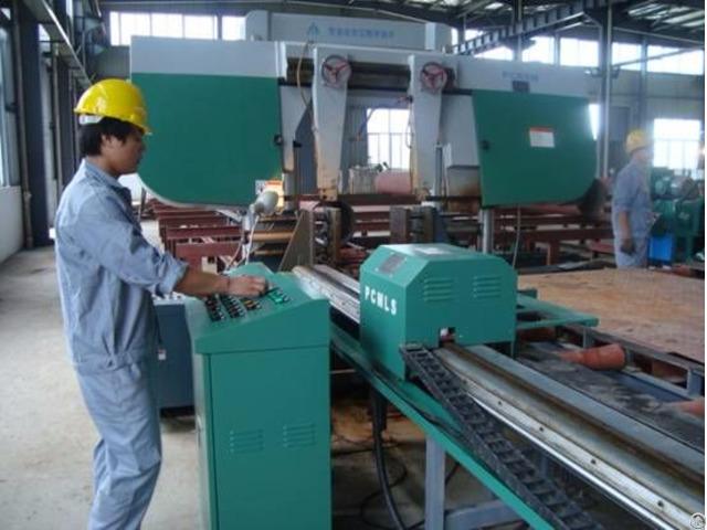 Pipe Prefabrication Length Measuring Machine