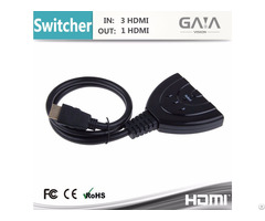 Factory Supply Hdmi Switch Vesion 1 3